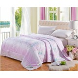 Wholesale - SIMOYO Simple Elegant Lightweight Natural Silk Comforter For Summer 79*91inch