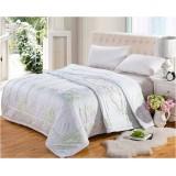 Wholesale - SIMOYO Bamboo Fiber Lightweight Natural Silk Comforter For Summer 79*91inch
