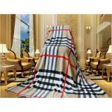 Wholesale - SIMOYO Vintage Scotland Style Fleece Blanket 59*79inch