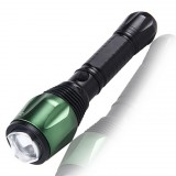 Wholesale - CREE XPE Series High Power Waterproof Variable Focus Aluminium Alloy LED Flashlight for Outdoors 3 Modes 513