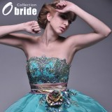 Wholesale - Ball Gown Strapless Floor-length Wedding Dress