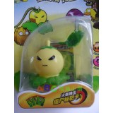 wholesale - Plants vs Zombies Figure Toy ABS Plastic Shooting Toy - Eggfruit-pult