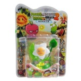 wholesale - Plants vs Zombies Figure Toy ABS Plastic Shooting Toy - Pot Marigold