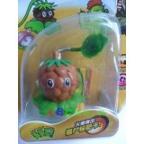 Wholesale - Plants vs Zombies Figure Toy ABS Plastic Shooting Toy - Pinecone-pult