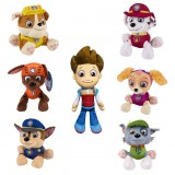 wholesale - Paw Patrol Series Plush Toy Stuffed Animals Soft Dolls 7pcs Set