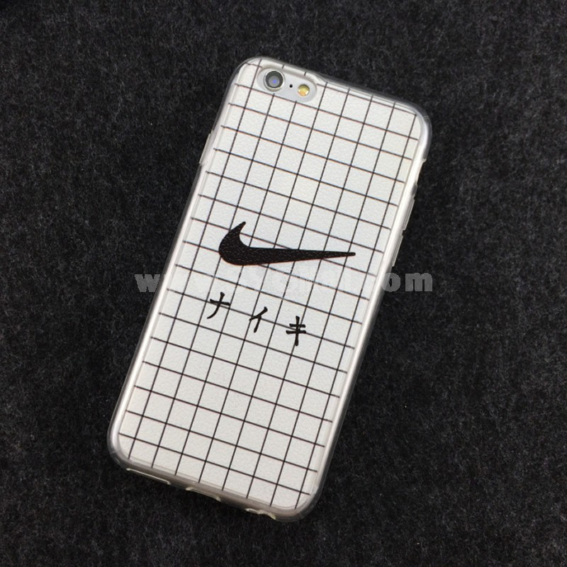 iPhone Cases Adidas / Nike Fashion Cellphone Cases for iPhone 5 / 5s, iPhone 6 / 6s, iPhone 6 Plus / 6s Plus