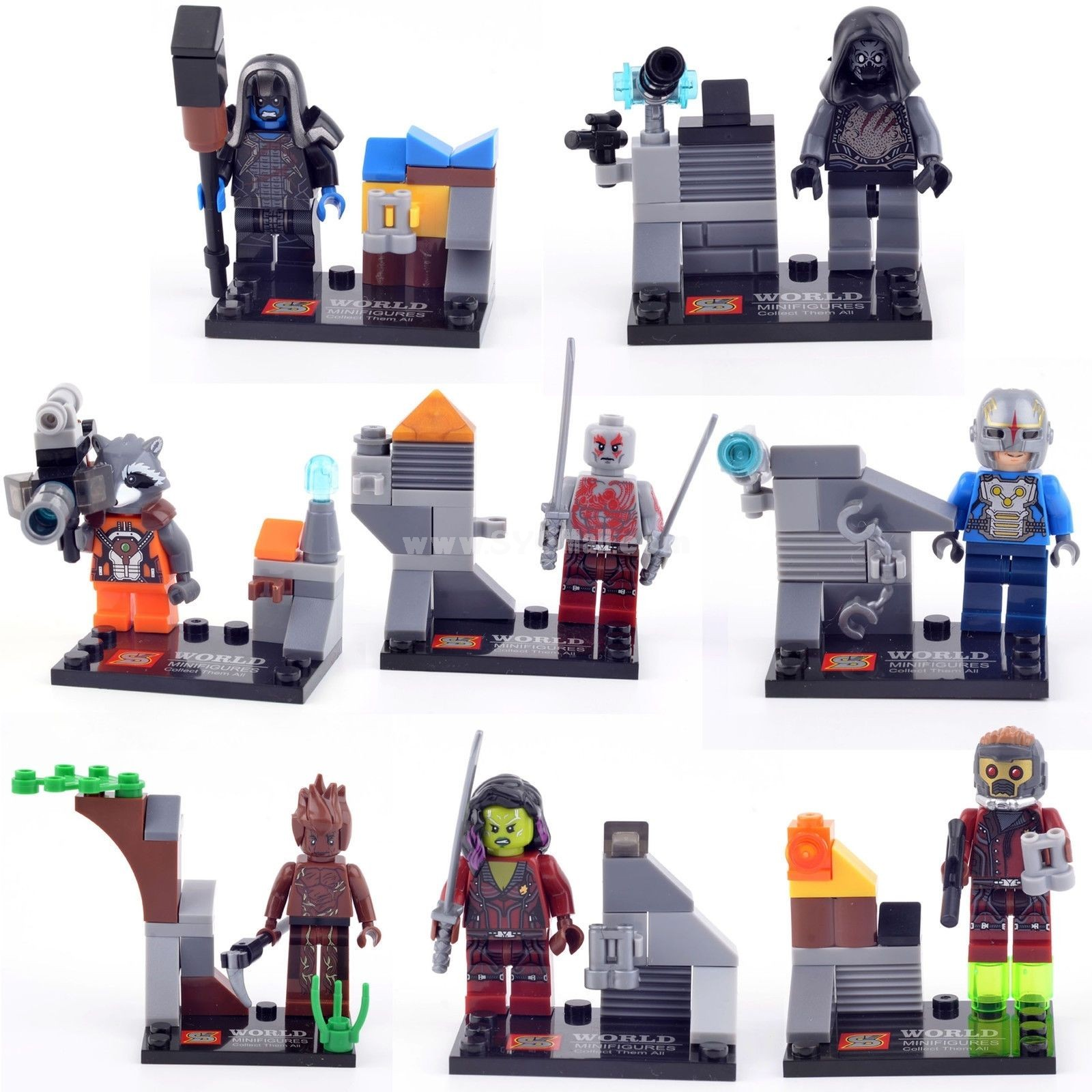 Lego guardians of the galaxy gamora 88049 notefolio for Galaxy toys
