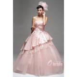 Wholesale - Ball Gown Strapless Wedding Dress