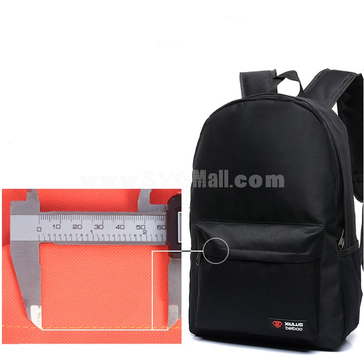 MineCraft MC Steve Pattern Backpacks Shoulder Rucksacks Schoolbags