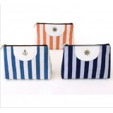 Wholesale - Creative blue strips collecting bag