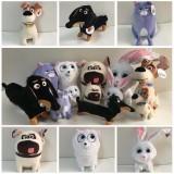 Wholesale - 6Pcs Set The Secret Life of Pets Plush Toys Stuffed Animals Large Size 24-50CM/9.4-20Inch