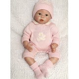 "Wholesale - 22"" High Simulation Baby Doll Lifelike Realistic Silicone Doll NPK-014"
