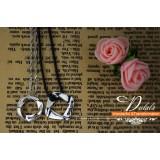 Wholesale - ZIBAONI Stylish 925 Sterling Silver Couple Necklaces