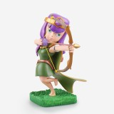 wholesale - Clash of Clans Archer PVC Action Figure Toy 15cm/6Inch Tall