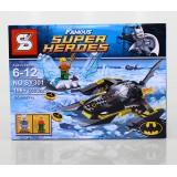 wholesale - Batman Lego Compatible Building Blocks Mini Figure Toys SY301