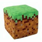 "wholesale - Minecraft Grass Block Plush Toy 20cm/8"""