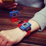 wholesale - Transformers Figure Toy Transformers Waist Watch