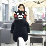 Wholesale - 70CM/28Inch Kumamon Plush Toy Stuffed Animal