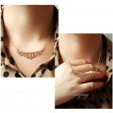 Wholesale - Wanying Exquisite Diamonds Alloy Choker (600062)