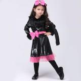 Wholesale - Halloween Costumes for Girls Girl Dress Cosplay Costume Set EK110