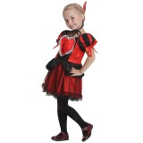 Wholesale - Halloween Costumes for Girls Queen Cosplay Costume Set EK174