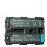 Wholesale - Digital Camera Battery 1400mAh for Sony NP FM50 Replacement