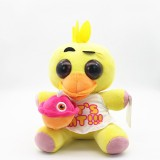 Wholesale - Five Nights at Freddy's Chica Plush Toy 10Inch Doll