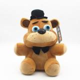 Wholesale - Five Nights at Freddy's Freddy Fazbear Plush Toy 10Inch Doll