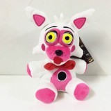 Wholesale - Five Nights at Freddy's Sister Location Funtime Foxy Plush Toy 7Inch Doll