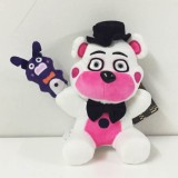 Wholesale - Five Nights at Freddy's Sister Location Funtime Freddy Plush Toy 7Inch Doll