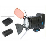 Wholesale - LED-5001 Video Light For Camera Video Camcorder Lamp