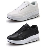 Wholesale - Women's Classic Leather Sneakers Athletic Walking Shoes 1578