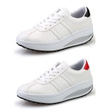 Wholesale - Women's Classic Leather Sneakers Athletic Walking Shoes 1662
