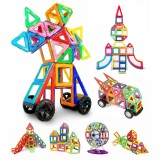 Wholesale - 315 Pieces Magnetic Building Blocks Tiles Sky Wheel Set Educational Toys for Kids Toddlers Children