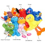 wholesale - Sesame Street Hand Puppet Plush Toy Stuffed Animals 14Inch