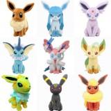 wholesale - Pokemon Series Plush Toys Stuffed Animals 20cm/8Inch Tall