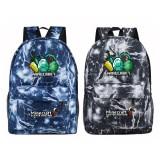 wholesale - Minecraft Sword & Pick Lightning Fashionable Backpacks Shoulder Rucksacks Schoolbags
