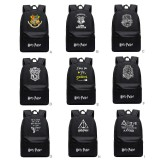 Wholesale - Harry Potter Fashionable Backpacks Shoulder Rucksacks Schoolbags