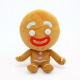 wholesale - Shrek Bigheadz Gingerbread Man Stuffed Plush Toy 25cm/10Inch Tall