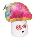 wholesale - Plants Vs Zombies Plush Toys Hypno-Shroom Hypnotic Soft Doll 15cm/6Inch