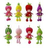 wholesale - Music Fruit Doll Smart Talking Barbie Doll 45cm/18Inch Tall