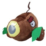 wholesale - Plants vs Zombies 2 Series Plush Toy Coconut Cannon 16cm/6.3inch Tall