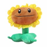 Wholesale - Plants VS Zombies Plush Toy Stuffed Animal - Sunflower 16CM/6.3Inch Tall