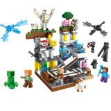 wholesale - MineCraft Lego Compatible Building Block Toys New Mine Scene JX30053