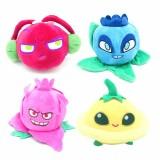 wholesale - Plants vs Zombies 2 New Roles Plush Toys Beet / Dish Melon / Blueberry / Pitaya 18cm/7Inch