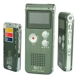 Wholesale - 4GB Professional Digital Stereo Voice Recorder Dictaphone MP3 Player