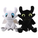 wholesale - How to Train Your Dragon Plush Toy stuffed Animal Night Fury Toothless 25cm/10inch