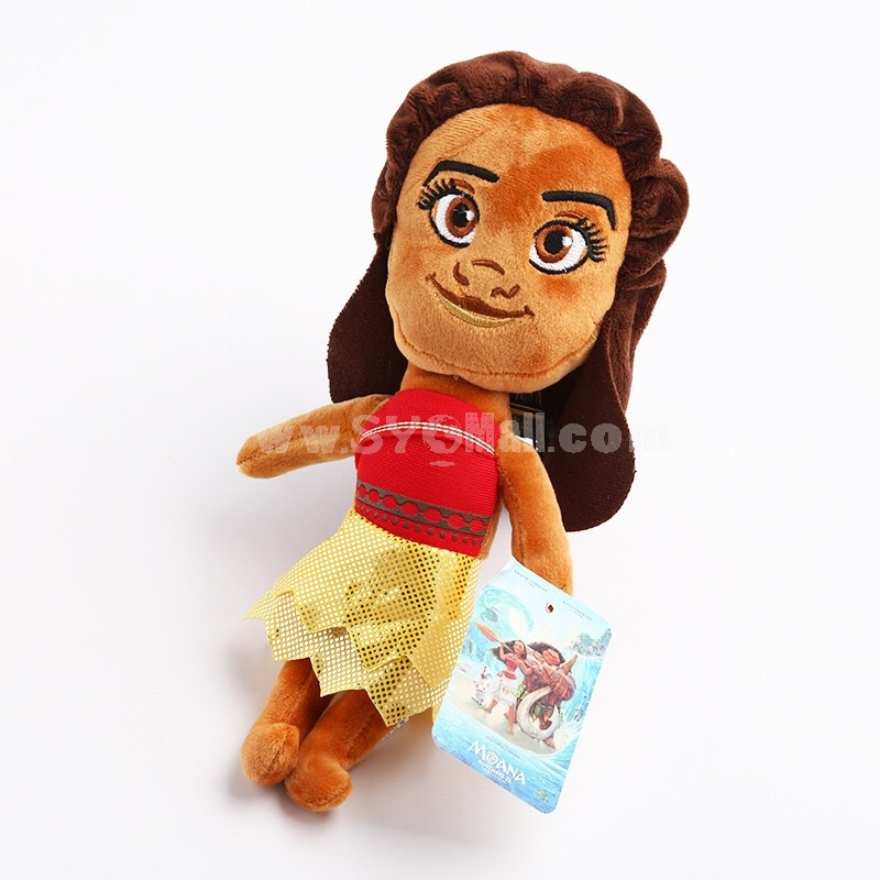 19 INCHES TALL DISNEYS MOANA  PLUSH DOLL