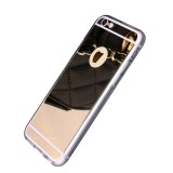 wholesale - iPhone Cases Stylish Mirror Surface Soft Case for iPhone 6 / 6s / 7 / 8, iPhone 6 / 6s / 7 / 8 Plus