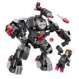 wholesale - Mech Armor Iron Man Block Figure Toys Lego Compatible 232 Pieces MK17